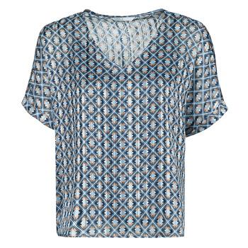 Textiel Dames Tops / Blousjes Only ONLMADDI Marine