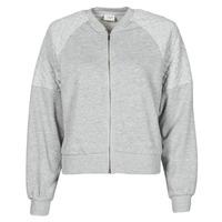 Textiel Dames Sweaters / Sweatshirts JDY JDYNAPA L/S RAGLAN BOMBER JRS Grijs