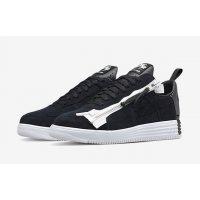 Schoenen Lage sneakers Nike Air Force 1 Lunar x Acronym Black/White Black/White-Black