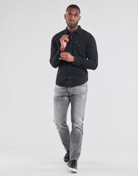 Textiel Heren Straight jeans G-Star Raw 3301 STRAIGHT Grijs
