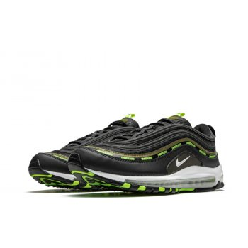Schoenen Lage sneakers Nike Air Max 97 x Underfeated Black Volt Black Volt