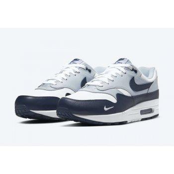 Schoenen Lage sneakers Nike Air Max 1 Obsidian White/Navy/Grey