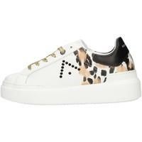 Schoenen Dames Hoge sneakers Ed Parrish CKLDPR6 Beige