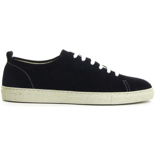 Schoenen Heren Lage sneakers Purapiel 69363 NAVY