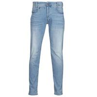 Textiel Heren Skinny Jeans G-Star Raw D STAQ 5 PKT Blauw