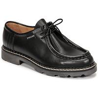 Schoenen Heren Derby Pellet Macho Zwart