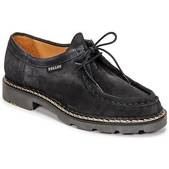 Schoenen Heren Derby Pellet Macho Blauw