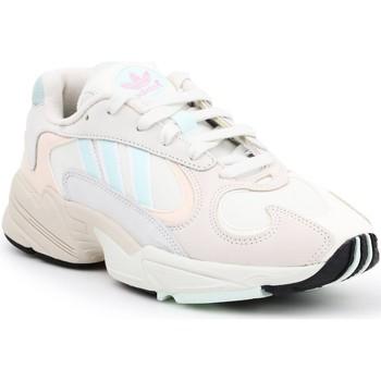 Schoenen Heren Lage sneakers adidas Originals Adidas Yung-1 CG7118 beige