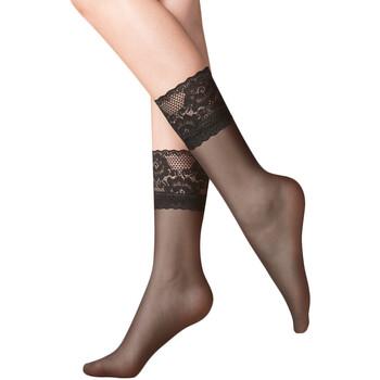 Ondergoed Dames Panty's/Kousen Gabriella 690-KALA NERO Zwart