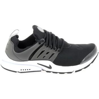 Schoenen Lage sneakers Nike Air Presto Noir Blanc CT3550-001 Zwart