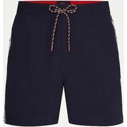 Textiel Heren Zwembroeken/ Zwemshorts Tommy Hilfiger 95313733 Blu