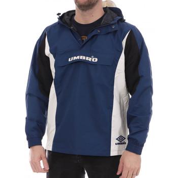 Textiel Heren Jasjes / Blazers Umbro  Blauw