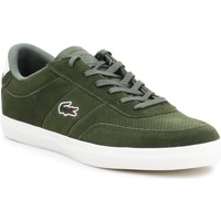 Schoenen Heren Lage sneakers Lacoste Court-Master 219 1 CMA 737CMA0014-2A9 olive green