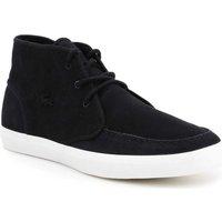 Schoenen Heren Hoge sneakers Lacoste 7-32CAM0087024 black