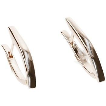 Horloges & Sieraden Dames Oorbellen Luna Collection 40354 goud