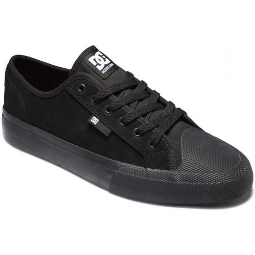 Schoenen Heren Skateschoenen DC Shoes Manual rt s Zwart