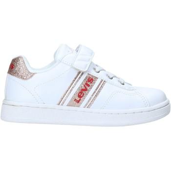 Schoenen Kinderen Sneakers Levi's VADS0040S Wit