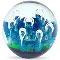 Wonen Beeldjes  Signes Grimalt Paperweight Bubbles Azul