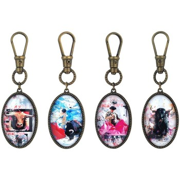 Accessoires Sleutelhangers Signes Grimalt Key Toros Sigris In September 4U Multicolor