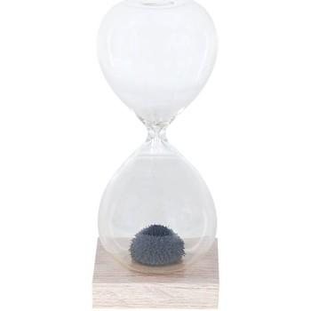 Wonen Beeldjes  Signes Grimalt Clock Magnet 30 Seconds Blanco