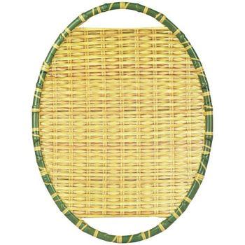Wonen Schaaltjes en manden Signes Grimalt Bamboe Lade Melamine Amarillo