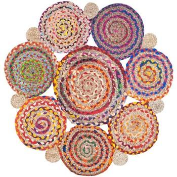 Wonen Kleden Signes Grimalt Tapijt Multicolor
