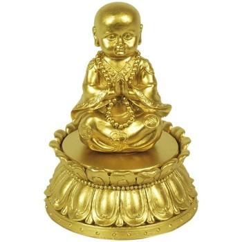 Wonen Beeldjes  Signes Grimalt Golden Buddha Box Dorado