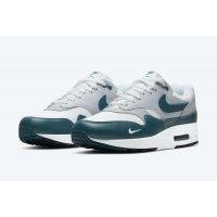 Schoenen Lage sneakers Nike Air Max 1 Dark Teal Green White/Dark Teal Green/Wolf Grey/Black