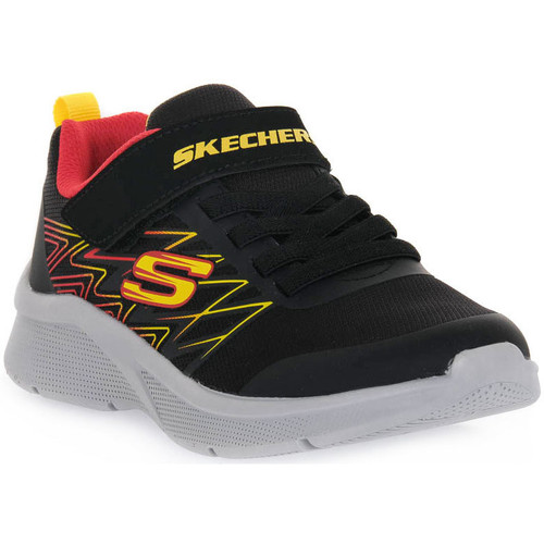 Schoenen Dames Sneakers Skechers BBK FASHON FIT Nero