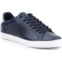 Schoenen Heren Lage sneakers Lacoste 7-33CAM1049003 navy