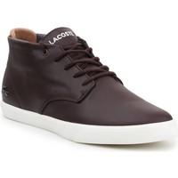 Schoenen Heren Hoge sneakers Lacoste 7-34CAM0091167 brown