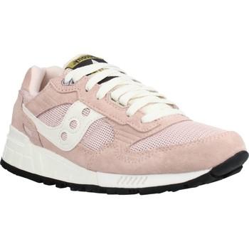 Schoenen Dames Lage sneakers Saucony SHADOW 5000 Roze