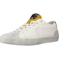 Schoenen Dames Lage sneakers Geox D WARLEY Wit