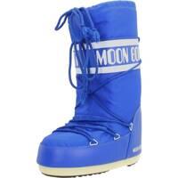 Schoenen Dames Laarzen Moon Boot 14004400 075 Blauw