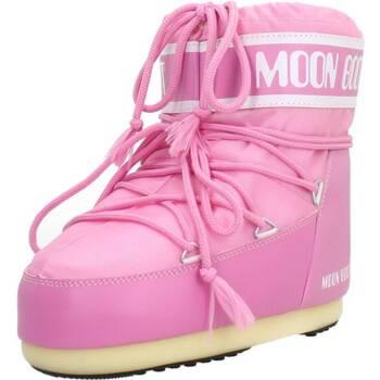 Schoenen Dames Laarzen Moon Boot 14093400 003 Roze