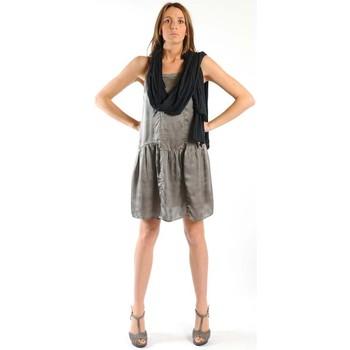 Textiel Dames Korte jurken Sud Express ROBE ROKLOU BRONZE Goud