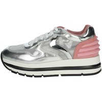 Schoenen Dames Lage sneakers Voile Blanche 0012014716.01.1Q19 Silver/pink