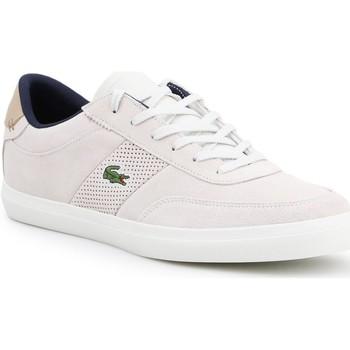 Schoenen Heren Lage sneakers Lacoste Court-Master 418 1 CAM 7-36CAM0015-WN8 beige
