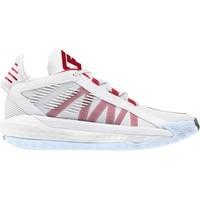 Schoenen Jongens Basketbal adidas Originals  Wit