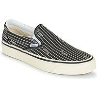 Schoenen Dames Lage sneakers Vans UA CLASSIC SLIP ON 9 Zwart