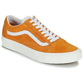 Schoenen Dames Lage sneakers Vans UA OLD SKOOL Oranje