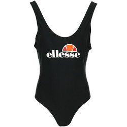Textiel Dames Badpak Ellesse Wn's Swimwear 1P Zwart