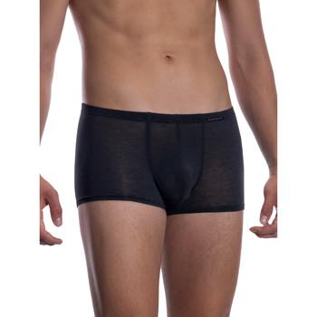 Ondergoed Heren Boxershorts Olaf Benz Shorty PEARL2058 zwart Parelmoer Zwart