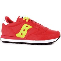 Schoenen Heren Lage sneakers Saucony S2044 RED / YELLOW