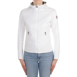 Textiel Dames Wind jackets Colmar 2033 White