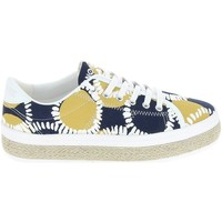 Schoenen Dames Lage sneakers No Name Wax Imprime Multicolour