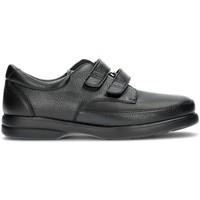 Schoenen Heren Derby & Klassiek Mabel Shoes ORTHOPEDISCHE SCHOENEN MODEL 69420 ZWART