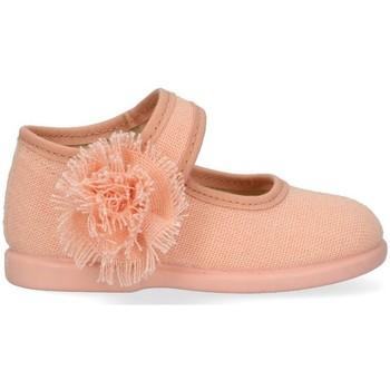 Schoenen Jongens Derby & Klassiek Luna Collection 55975 roze