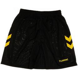 Textiel Heren Korte broeken / Bermuda's Hummel  Geel