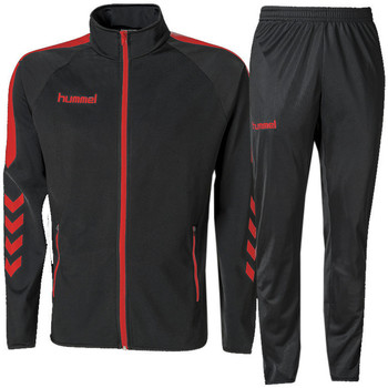 Textiel Heren Trainingspakken Hummel  Rood